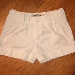Pre-owned gap jeans stretch shorts size 8.